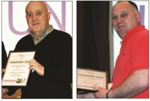 Online and Printed Awards
