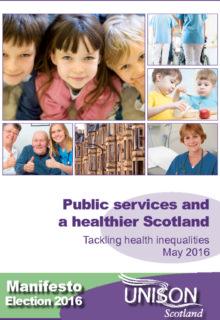 thumbnail of 20160503 Health inequalities manifesto