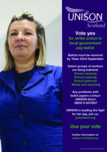 thumbnail of 25 08 21 local government strike poster cleaner A3