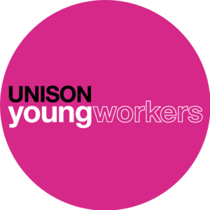 UNISON Young Workers logo