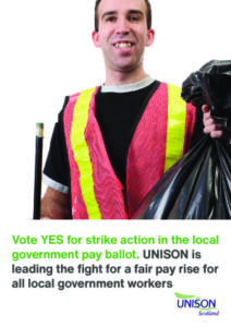 thumbnail of 27 08 21 local government strike leaflet A5 (less ink) janitor