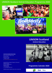 thumbnail of ACTIVIST EDUCATION PROG 2019