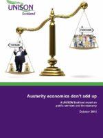 Austerity economics don't add up