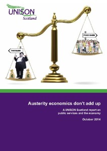 Austerity economics don't add up