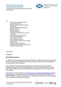 thumbnail of CNO CMO letter PPE guidance COVID-19 – 2 April 2020