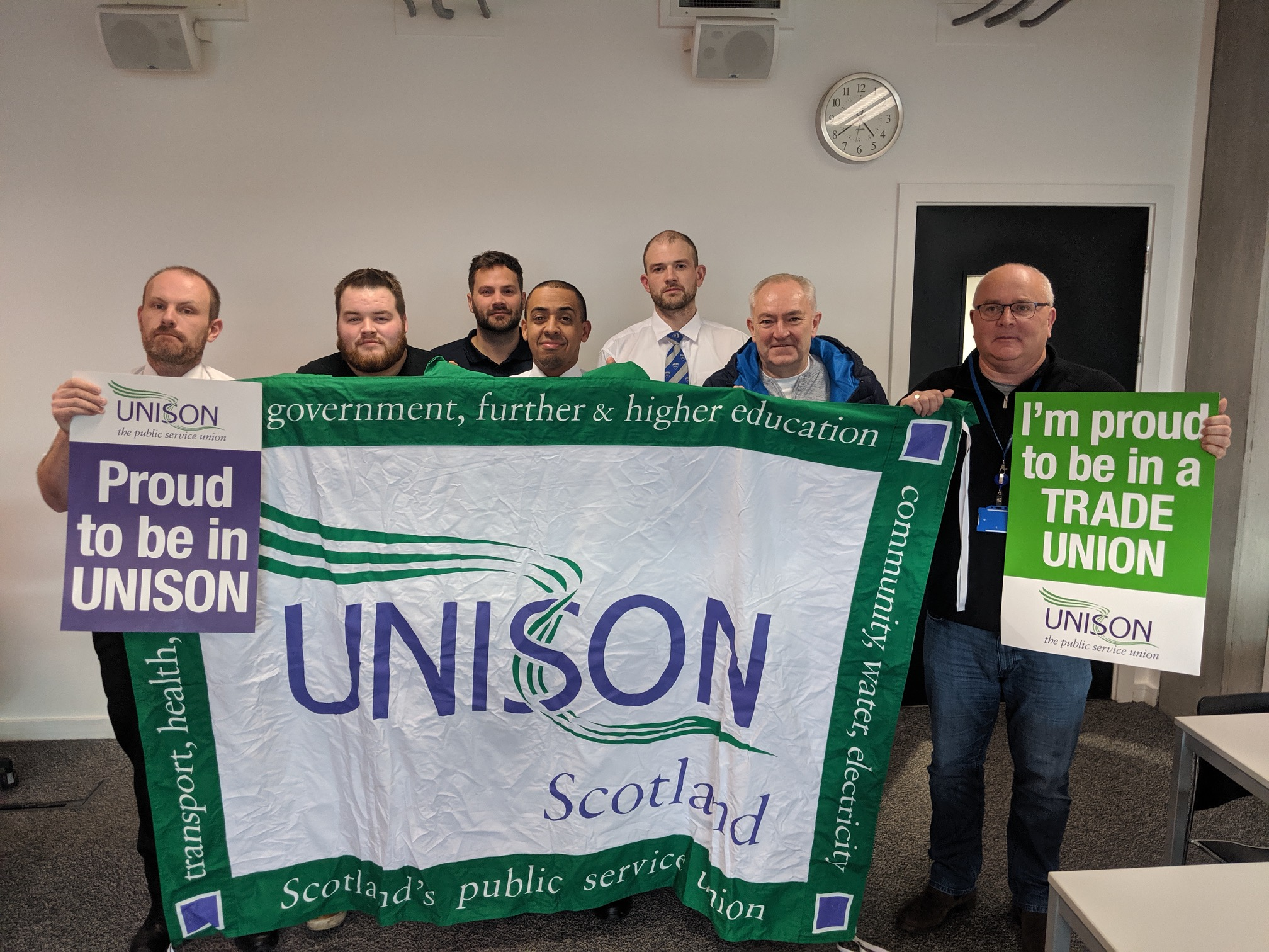 Victory at QMU: Members Stay In House After 100% Strike Ballot