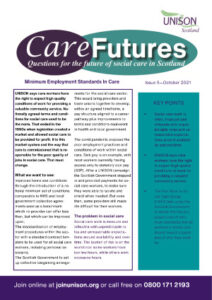 thumbnail of Care Futures 5 – Minimum Employment Standards