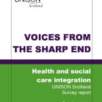 Voices from the sharp end