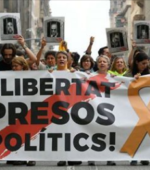 Glasgow protest: Free all Catalan Political Prisoners - October 26