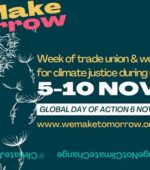 COP26 Coalition Trade Union Meeting - Briefing for trade unions