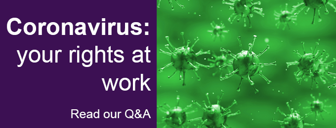 Coronavirus web slider