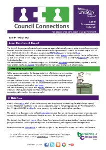 thumbnail of Council Connections 14 March 2016