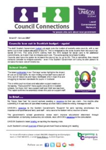 thumbnail of Council Connections 17 jan 17