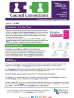 thumbnail of Council Connections July 18