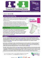 thumbnail of Council Connections November 18