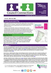 thumbnail of Council Connections November 18