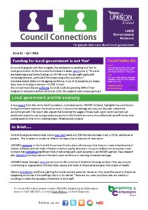 thumbnail of Council Connections april18