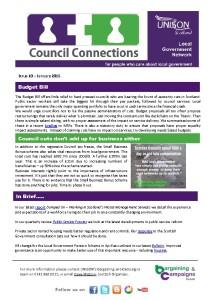 Council Connections