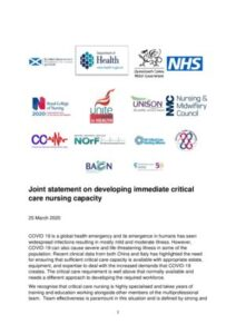 thumbnail of Critical care joint statement _2020_COVID_25 March_FINAL2