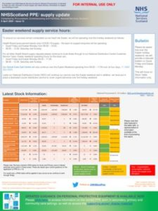 thumbnail of Daily bulletin from National Procurement issue 15 9 April