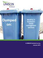 Dumped on - waste management staff speak out