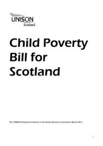 thumbnail of Evidence re Child Poverty Bill soc sec com March 2017