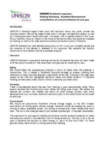 thumbnail of Fracking consultation