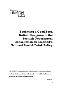 thumbnail of GoodFoodNation_UNISONScotlandResponse_Oct2014
