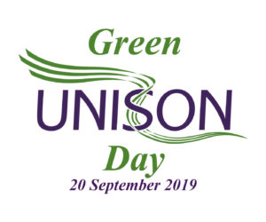 Green UNISON Day 20 September - we must act on the climate emergency