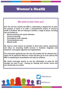 thumbnail of Health Flyer