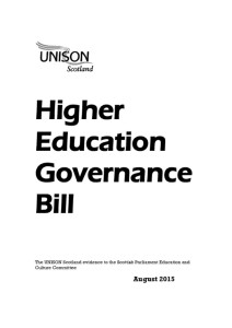thumbnail of HigherEducationGovernanceBill_UNISONScotlandEvidencetoScotGovt_Aug2015