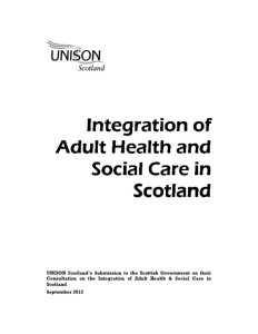 thumbnail of IntegrationofAdultHealthandSocialCare_response_Sep2012