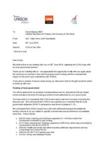 thumbnail of Joint Sec Letter to Derek Mackay re Pay 290618