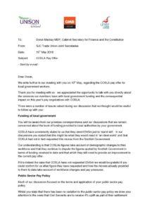 thumbnail of Joint Sec Letter to Derek Mackay re Pay offer 150518