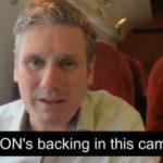 UNISON Labour Link is backing Keir Starmer for UK Labour Leader