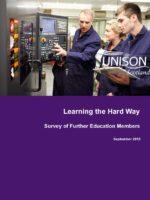 LearningTheHardWay_FEstaffsurvey_Sep2015-thumbnail
