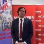 UNISON Labour Link is backing Matt Kerr for Deputy Leader of Scottish Labour