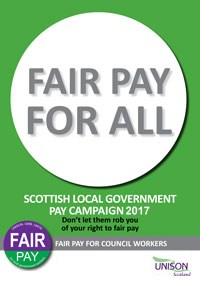 Fair Pay for Council Workers