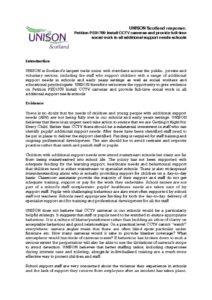 thumbnail of Petition 1709 CCTV in schools Dec 2018