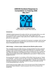 thumbnail of Police 2026 – May 2017