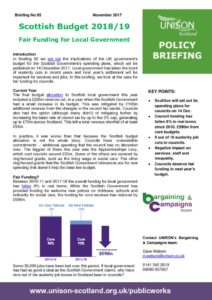 thumbnail of Policy briefing 92 -local govt budget
