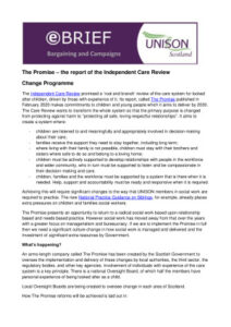 thumbnail of Promise E-briefing Aug 2021