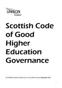 thumbnail of response-to-scottish-code-of-good-higher-education-governance-sept-2016