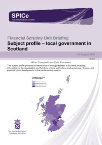 thumbnail of SB_16-69_Subject_profile_local_government_in_Scotland