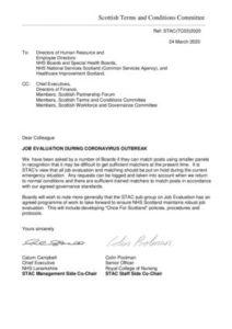 thumbnail of STAC(TCS03)2020 – Job Evaluaiton During Coronavirus Outbreak