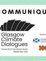 International Committee welcomes Glasgow Climate Dialogues Communiqué