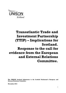 thumbnail of TTIP_evidencetoScotParlEurope+ExtAffairsCmtte_Nov2014