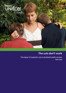 The cuts don't work