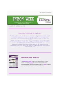 thumbnail of UNISON Week 248