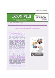 thumbnail of UNISON Week 251
